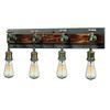 ELK lighting Jonas 4 Light Vanity In Weathered Multitone