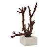 Lazy Susan Staghorn Coral Sculpture