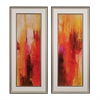 Sweet Karma I, II - Fine Art Giclee Under Glass