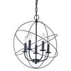 Williamsport 5 Light Chandelier In Oil Rubbed Bronze