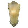 Providence 1 Light Wall Sconce In Gold Leaf