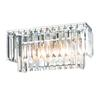 ELK lighting Palacial 2 Light Vanity In Polished Chrome