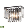 ELK lighting Palacial 1 Light LED Vanity In Oil Rubbed Bronze