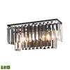 ELK lighting Palacial 2 Light LED Vanity In Oil Rubbed Bronze