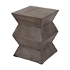 Cubo Folded Cement Stool