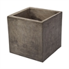 Lazy Susan Cubo Cement Planter