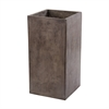 Lazy Susan Short Al Fresco Cement Planter