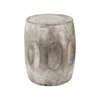 Wotran Waxed Concrete Stool