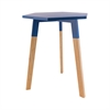 Sky Pad Accent Table In Navy