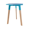 Sky Pad Accent Table In Aqua