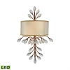 ELK lighting Asbury 2 Light LED Wall Sconce In Spanish Bronze