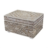 Lazy Susan Small Shell Box