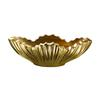 Lazy Susan Poppy Planter - Gold
