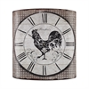 Sterling Stylized Rooster Wall Clock