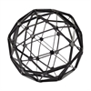 Sterling Black Structural Orb