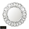 Dimond Home Chain Link Mirror Clear