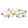 ELK lighting Heritage 3 Light Vanity In Cream With Pink Porcelain Accents