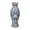 European Damask Vase