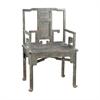 Metal Tang Chair