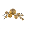 Dimond Home Byzantion Wall Sculpture Glossed Gold