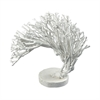 Wistmans Wood Decorative Stand - White