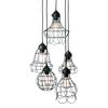 Lazy Susan Five-Wire Pendant Lamp