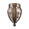 ELK lighting Millwood 1 Light Wall Sconce In Antique Bronze