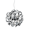 ELK lighting Odyssey 13 Light Chandelier In Polished Chrome