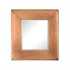 Copper Frame Mirror