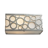 ELK lighting Retrovia 1 Light Vanity In Polished Nickel