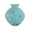 Pomeroy Celesta Vase 10.125-Inch, Textured Azure