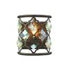 ELK lighting Armand 1 Light Sconce In Weathered Bronze