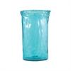 Maya Extra Large Vase In Aroma Blue, Aroma Blue