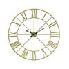 Pimlico Wall Clock Gold