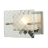 ELK lighting Talmage 1 Light Vanity In Brushed Nickel
