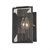Garrett 1 Light Vanity In Oil Rubbed Bronze
