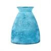 Pomeroy Fiona Vase 7.875In, Textured Turquoise
