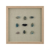 Blue Agate Shadow Box