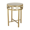 Castle Point Accent Table