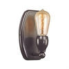 Vernon 1 Light Vanity In Oil Rubbed Bronze