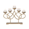 Sterling Internationale Candelabra Soft Gold