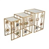 Magna Graecia Nested Accent Tables