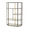 Industrial Era Shelving Unit