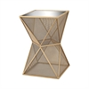 Magnoux Accent Table In Gold