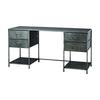 Sterling Gunther Desk Graphite