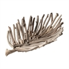 Driftwood Leaf Tray - Large