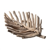 Driftwood Leaf Tray - Small