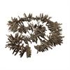 Charcoal Driftwood Garland