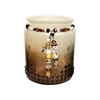 Chateau Set of 3 Adorned Votives