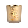 Pomeroy Pear Tree Votive, Gold